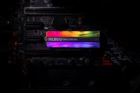 KLEVV CRAS C700 RGB SSD 4