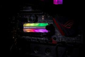 KLEVV CRAS C700 RGB SSD 7