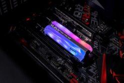 KLEVV CRAS C700 RGB SSD 9