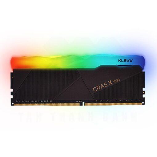 KLEVV CRAS X RGB Memory Kit Single 1