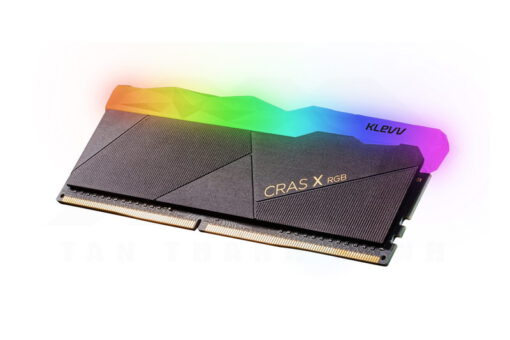 KLEVV CRAS X RGB Memory Kit Single 3
