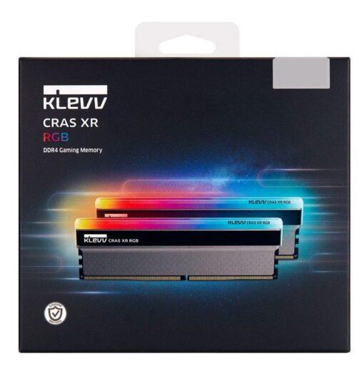 KLEVV CRAS XR RGB Memory Kit 2