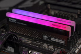 KLEVV CRAS XR RGB Memory Kit 5