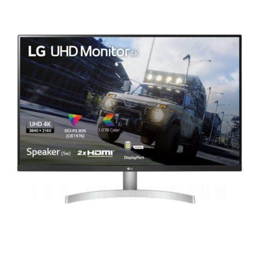 LG 32UN500 W Gaming Monitor 1