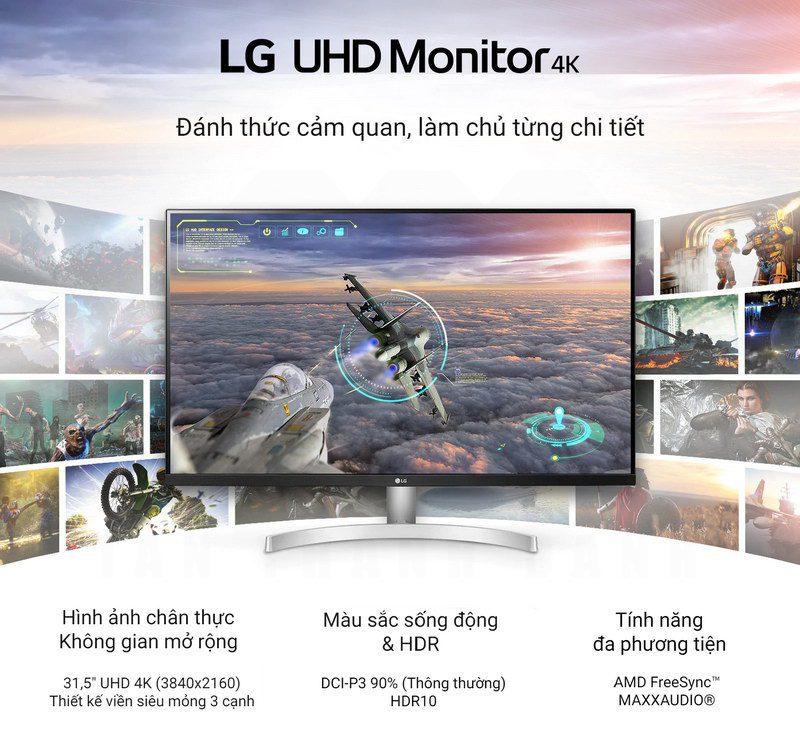LG 32UN500 W Monitor 1