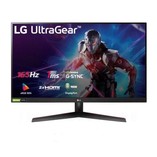 LG UltraGear 32GN500 B Gaming Monitor 0