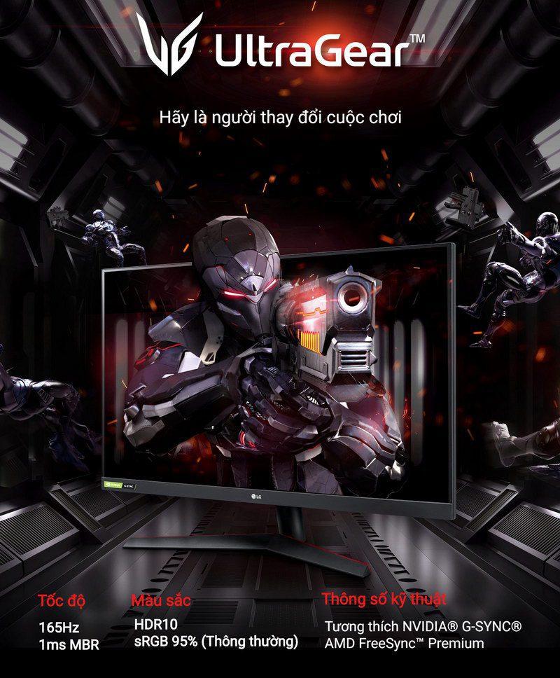 LG UltraGear 32GN500 B Gaming Monitor 1 1