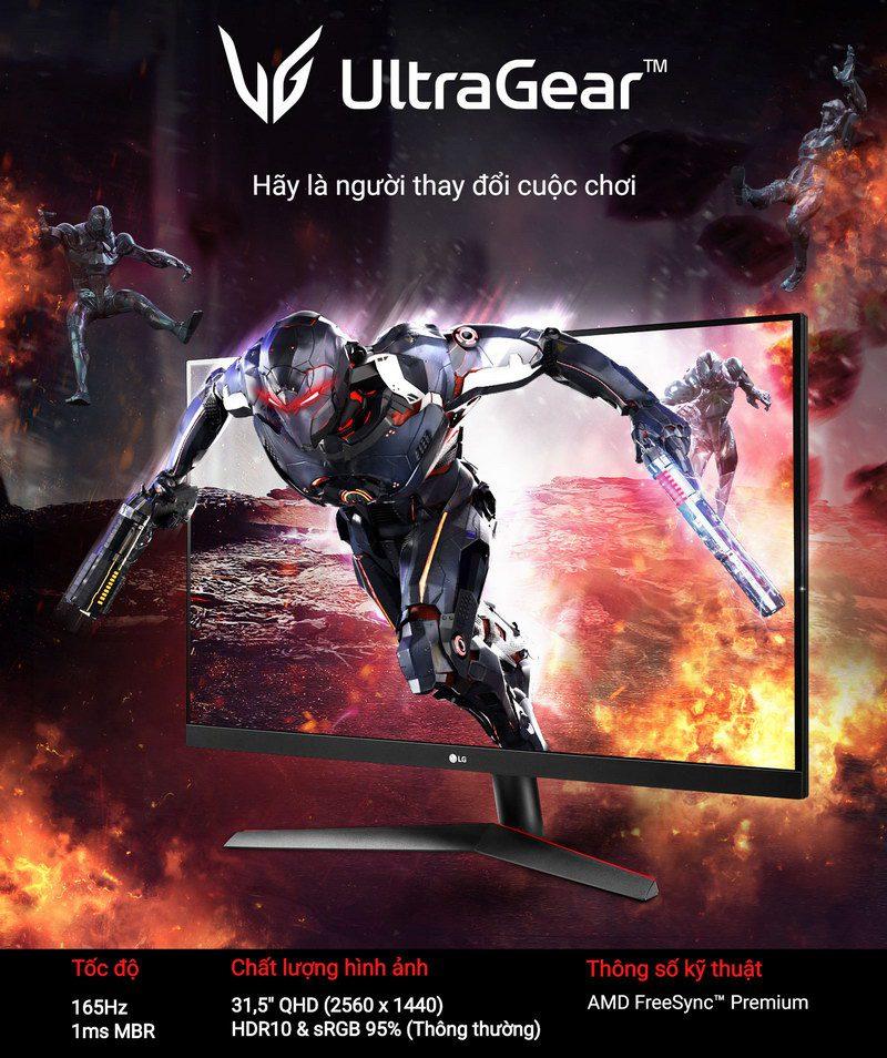 LG UltraGear 32GN600 B Gaming Monitor 1 1