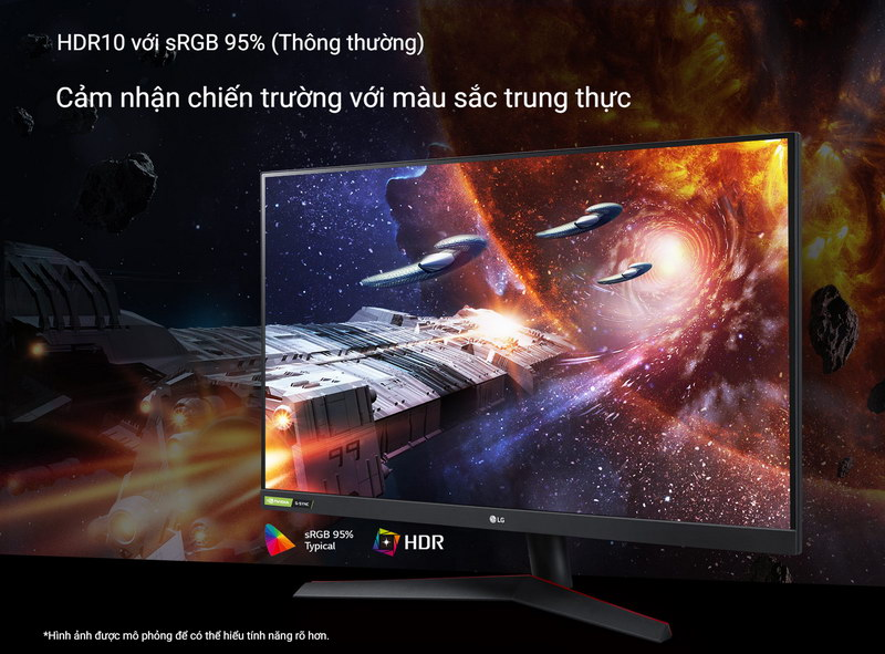 LG UltraGear 32GN600 B Gaming Monitor 4