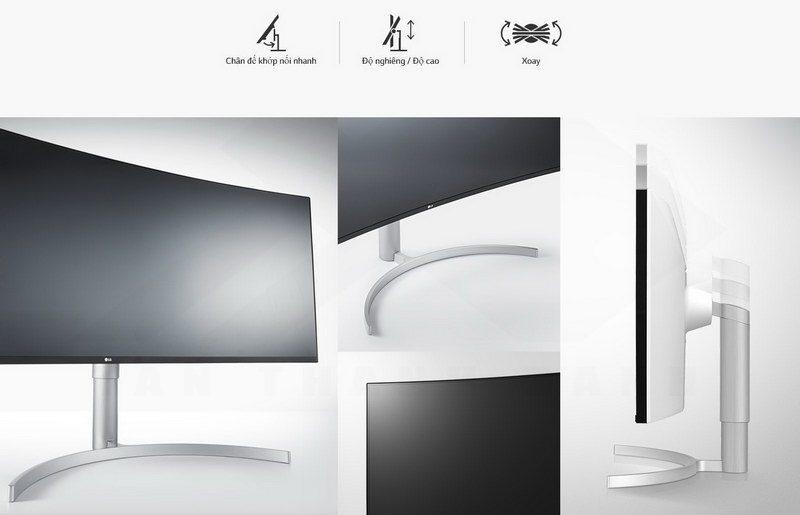 LG UltraWide 38WN95C W Curved Monitor Details 14