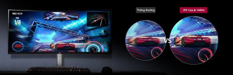 LG UltraWide 38WN95C W Curved Monitor Details 9