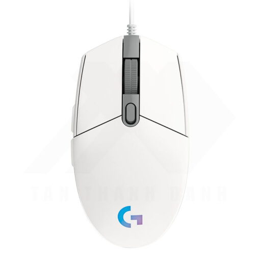 Logitech G102 Gen 2 LIGHTSYNC Gaming Mouse – White 1