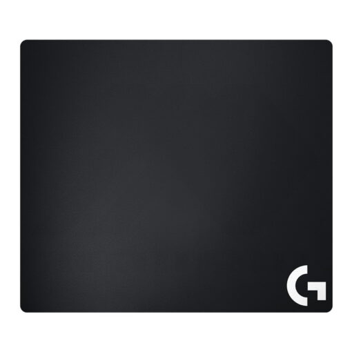 Logitech G640 Large Cloth Gaming Mouse Pad – Black 1