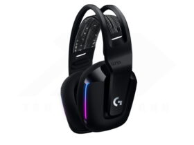 Logitech G733 LIGHTSPEED Wireless RGB Gaming Headset Black 2