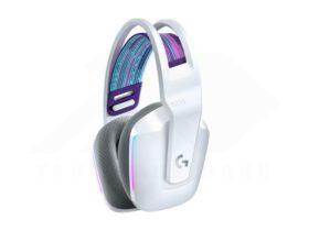 Logitech G733 LIGHTSPEED Wireless RGB Gaming Headset White 2
