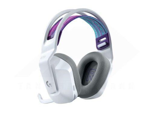 Logitech G733 LIGHTSPEED Wireless RGB Gaming Headset White 3