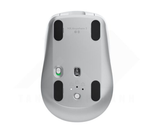 Logitech MX Anywhere 3 Wireless Mouse Pale Gray 3
