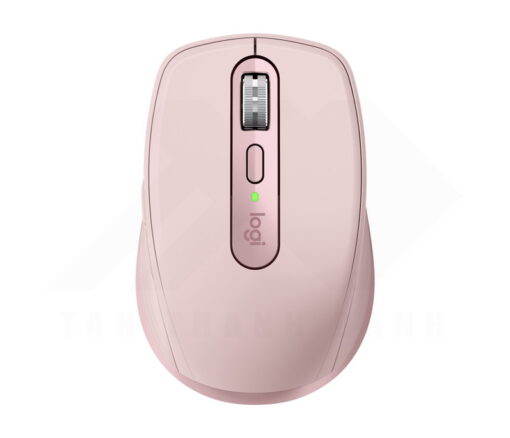 Logitech MX Anywhere 3 Wireless Mouse Rose 1