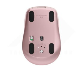 Logitech MX Anywhere 3 Wireless Mouse Rose 3