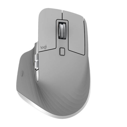 Logitech MX Master 3 Mid Grey Mouse 1