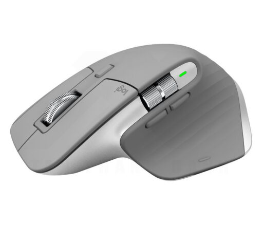 Logitech MX Master 3 Mid Grey Mouse 2