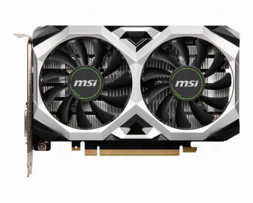 MSI Geforce GTX 1650 D6 VENTUS XS OCV1 4G Graphics Card 2