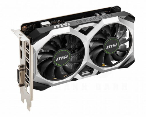 MSI Geforce GTX 1650 D6 VENTUS XS OCV1 4G Graphics Card 3