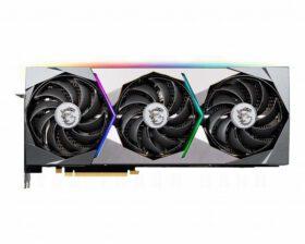 MSI Geforce RTX 3080 SUPRIM X 10G Graphics Card 2