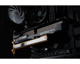 MSI Geforce RTX 3080 VENTUS 3X 10G OC Graphics Card 6