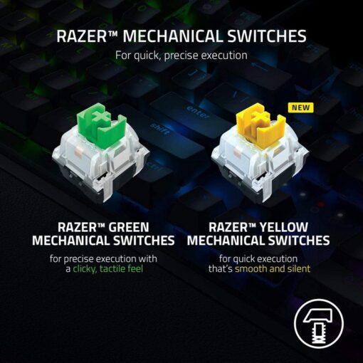 Razer BlackWidow V3 Keyboard 6