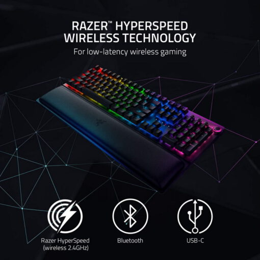 Razer BlackWidow V3 Pro Keyboard 2