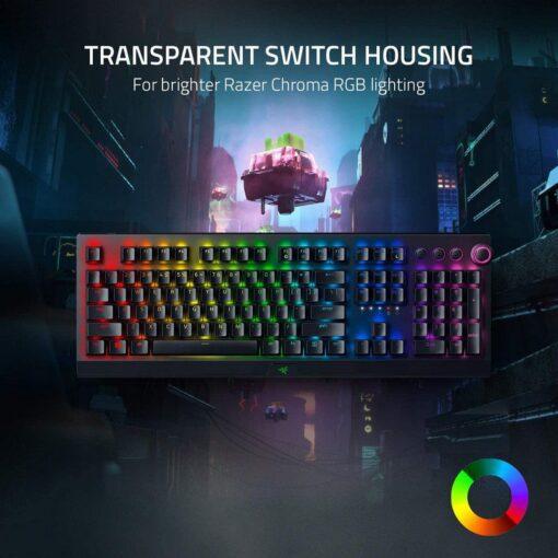 Razer BlackWidow V3 Pro Keyboard 4
