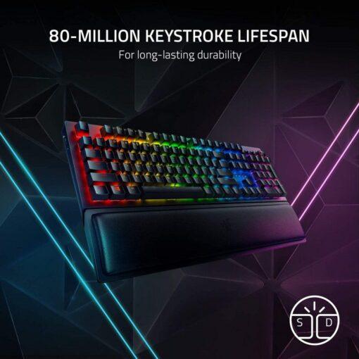 Razer BlackWidow V3 Pro Keyboard 8