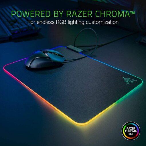 Razer Firefly V2 Mouse Pad – Hard Edition With Chroma 2