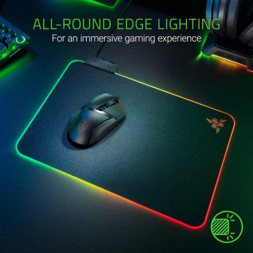 Razer Firefly V2 Mouse Pad – Hard Edition With Chroma 5