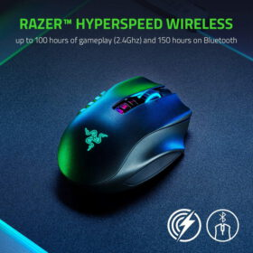 Razer Naga Pro Wireless Gaming Mouse 2