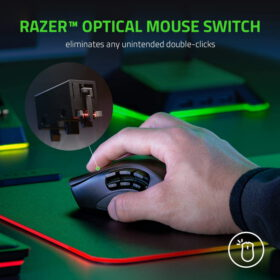 Razer Naga Pro Wireless Gaming Mouse 7