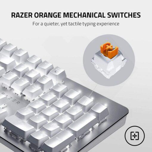 Razer Pro Type Wireless Ergonomic Keyboard 4