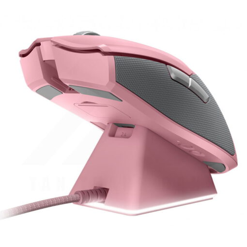 Razer Viper Ultimate Gaming Mouse – Quartz Pink 1