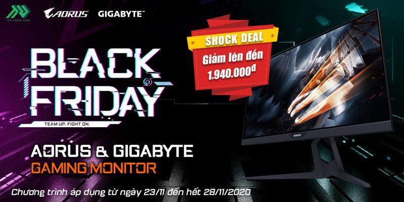 TTD Promotion 2020 BlackFridayGigabyte WebBanner
