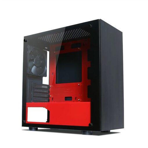 Tecware Nexus M Case Black Red