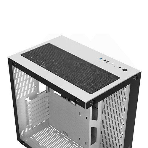 XIGMATEK Aquarius Plus Case – White 3