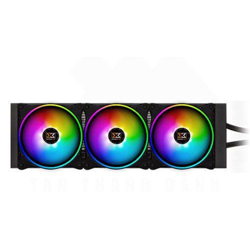 XIGMATEK Aurora 360 AIO Liquid CPU Cooler 4