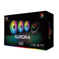XIGMATEK Aurora 360 AIO Liquid CPU Cooler 5