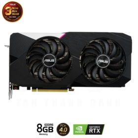ASUS Dual Geforce RTX 3060 Ti OC Edition 8G Graphics Card 2
