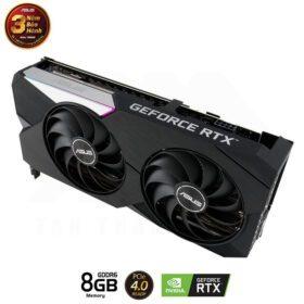 ASUS Dual Geforce RTX 3060 Ti OC Edition 8G Graphics Card 3