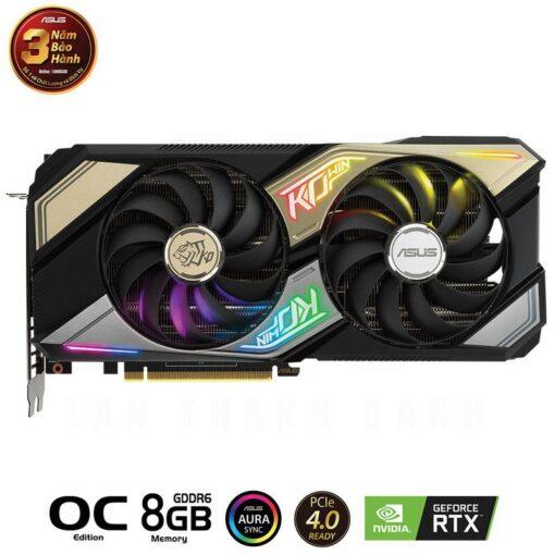 ASUS KO GeForce RTX 3070 OC Edition 8G Graphics Card 2