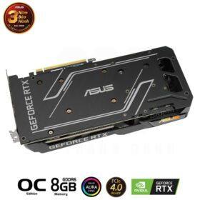 ASUS KO GeForce RTX 3070 OC Edition 8G Graphics Card 4
