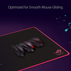 ASUS ROG Sheath Electro Punk Extended Mouse Pad 2