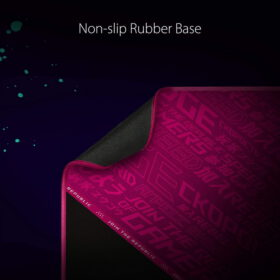 ASUS ROG Sheath Electro Punk Extended Mouse Pad 4